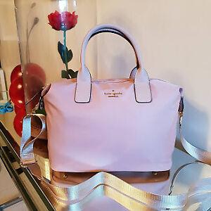 Kate-Spade-Lyla-Plain-Crossbody-Bag-Light-Pink