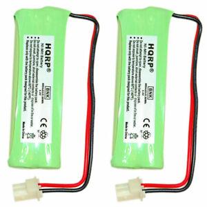 2-Pack-HQRP-Telephone-Batterie-Pour-Vtech-LS6425-3-LS6425-4-LS6426-3-LS6475-3