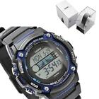 CASIO, WS210H-1A W-S210H-1AV, CASIO GIFT BOX, DIGITAL, SOLAR, TIDE MOON GRAPH