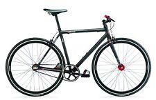 Cinelli Bicicletta CINELLI BOOTLEG MYSTIC BLACK fixed - Mis. M-L-XL-XXL - 2017