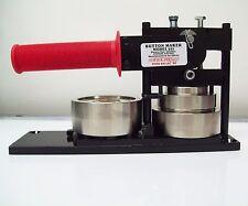 "2-1/4"" Standard Tecre Button Maker Machine 2.25 Inch - FREE SHIPPING TO USA"