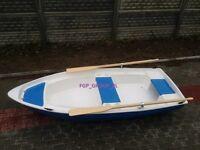Angelboot, Ruderboot, Motorboot FGP-Group Escape V2 2,92m Lang 4xBecherhalter CE