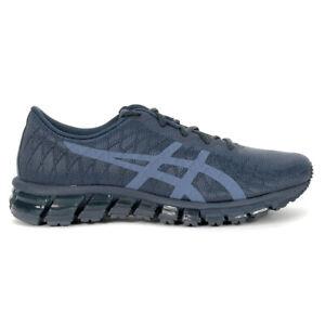 ASICS Men's Gel-Quantum 180 4 Tarmac/Steel Blue Sportstyle Shoes 1021A104.021...