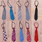 1pc Newborn Baby Small Tie Prop Photography Fabric Crochet Necktie Props