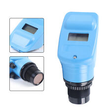 4 20ma Ultrasonic Level Meter Transmitter Sensor Water Level Gauge Depth Gauge