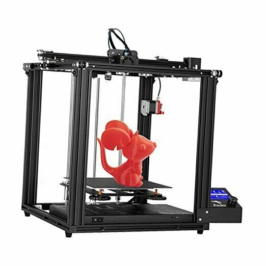 Official Creality Ender 5 Pro 3D Printer Upgrade Silent Mother Board Metal