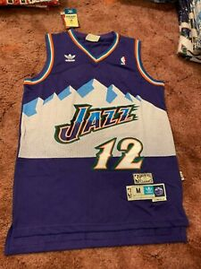 John-Stockton-Utah-Jazz-12-Purple-and-Blue-Mens-Swingman-Throwback-Jersey