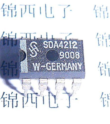 1:256 5 pcs SIEMENS SDA4212 DIP-8 PRESCALER 1:64