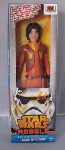 28-30cm nuevo /& OVP Star Wars Rebels personaje Ezra Bridger aprox