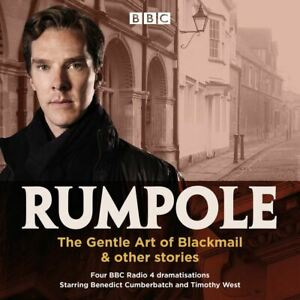 Audio-CD-Rumpole-The-Gentle-Art-of-Blackmail-amp-other-stories-by-John-Mortimer