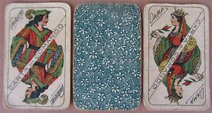 """Antica Sibilla """"cartomanzia Secreta"""" O """"solitaire"""" Tarot Fortune Telling Oracle"""