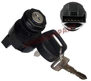 Ignition key switch polaris ranger 2x4 4x4 6x6 2004 rzr 570 efi image is loading ignition key switch polaris ranger 2x4 4x4 6x6 sciox Images
