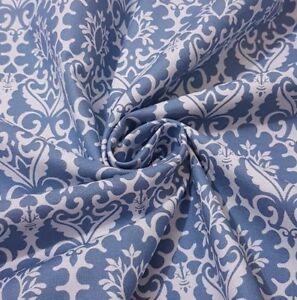 Ornate-Chambray-Antique-Fenton-House-100-Cotton-Fabric-Gutermann-Home-Decor