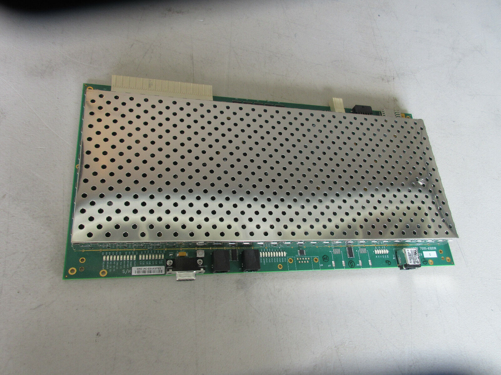 (NEW) Thermo Fisher Top Assy 70111-61001R Spectrometer System Control Board