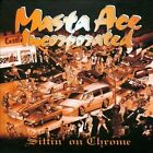 Sittin' on Chrome [3CD] [Box] by Masta Ace Incorporated (CD, Sep-2012, 3 Discs, Delicious Vinyl)