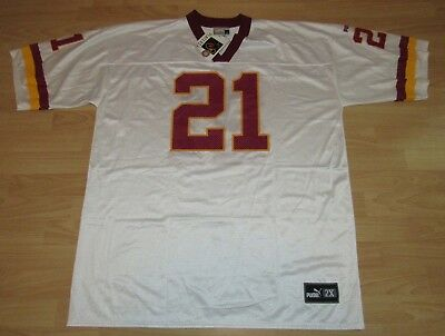 new concept c3ecd b1dee Washington Redskins Deion Sanders #21 Puma Away Football ...