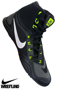 pretty nice 786c2 16b78 Image is loading Nike-Hypersweep-Men-039-s-Wrestling-Shoes-Boxing-
