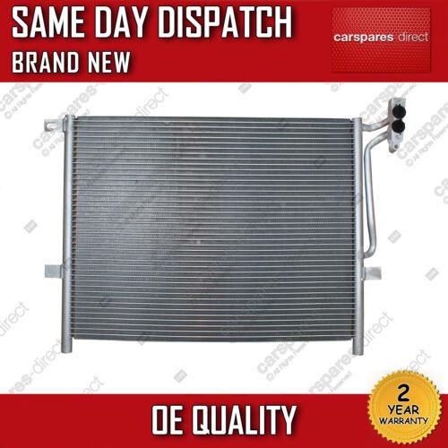 98/>09 AIR CON CONDENSER//RADIATOR 2 YEAR WARRANTY Z4 E85 E46 BMW 3 SERIES