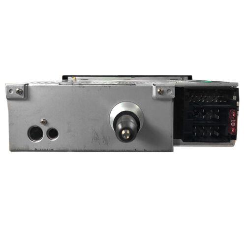 Land Rover Descubrimiento reproductor de cassette estéreo de coche con código de radio retiro llaves