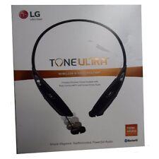 Brand NEW LG HBS-810 Tone Ultra Bluetooth Wireless Stereo Headset Black Superior