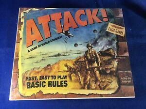 JUEGO DE MESA ATTACK! DE EAGLE GAMES