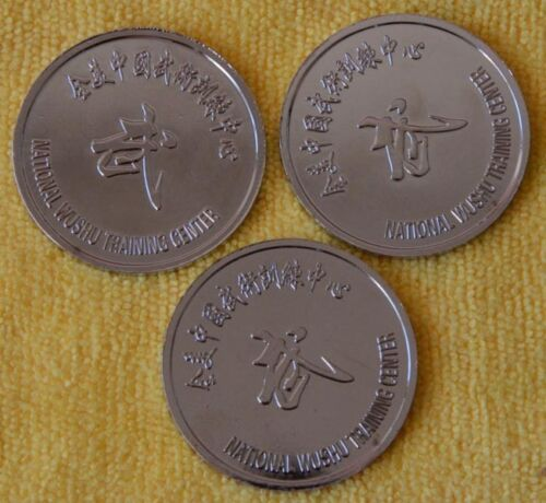 3 42mm Coins for Coin Magic Tricks/_Will attract to a Magnet.