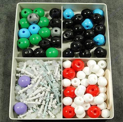 Molecular Model 176pc Set Organic Chemistry Science Atom Molecules /& Links Kit