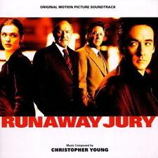 CD Album Christopher Young Runaway Jury Das Urteil jeder ist käuflich 2003