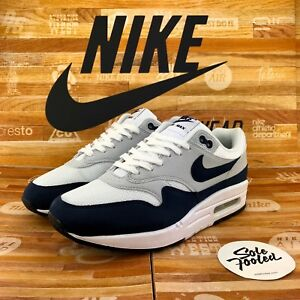 the best attitude be409 2d56e Image is loading Nike-Wmns-Air-Max-1-319986-104-White-