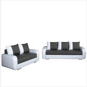 polstergarnitur 3 2 mit schlaffunktion bestseller shop f r m bel und einrichtungen. Black Bedroom Furniture Sets. Home Design Ideas