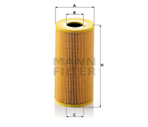 MANN-Oil-Filter-HU848-1X-Opel-34398418