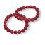 miniature 194 - Crystal Gemstone Bead Bracelet Chakra Natural Stone Reiki Healing Anxiety Stress