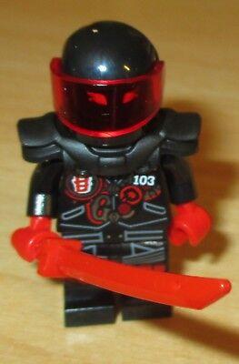 Mr Lego Ninjago Figur aus 70643 E