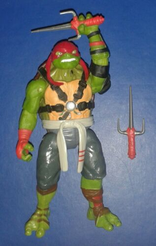 MOVIE 2 2016 * TEENAGE MUTANT NINJA TURTLES TMNT BATTLE SOUNDS RAPH COMPLETE