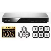 Panasonic Dmp-bdt280 3d Blu-ray Player Multi-region / Region-free Upgraded