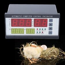 110v Xm 18 Automatic Incubator Controller Egg Hatcher Temperature Humidity Black