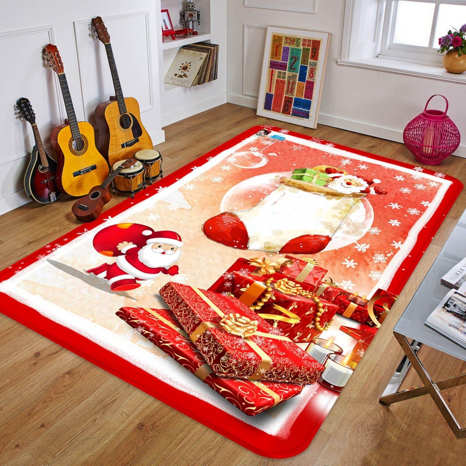 3D Christmas Xmas 92 Non Slip Rug Mat Room Mat Mat Mat Quality Elegant Photo Carpet AU 0a5329