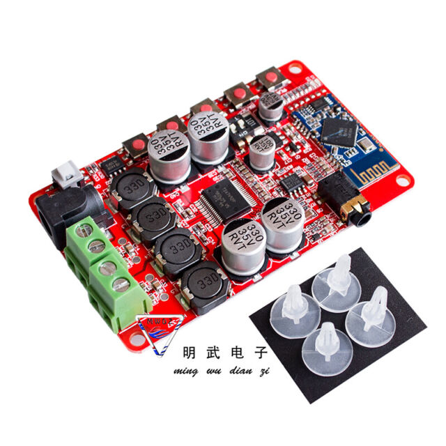 TDA7492P 50W+50W Wireless Bluetooth 4 0 Audio Receiver Digital Amplifier  Board