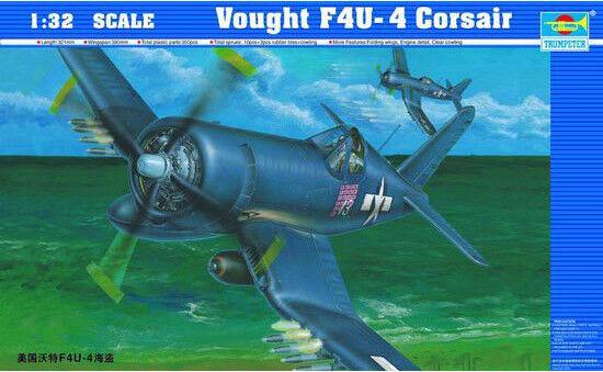 Trumpeter 1 32 Vought F4U-4 Corsair