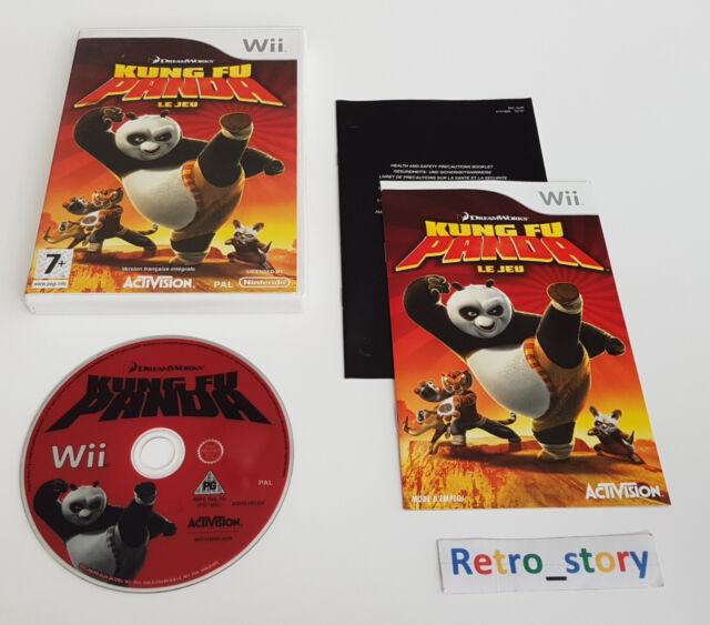Nintendo Wii - Kung Fu Panda - PAL - FRA