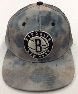 2aa17b2dca83 NBA Brooklyn Nets Adidas Army Camo Flex Fit Cap Hat Beanie Style ...