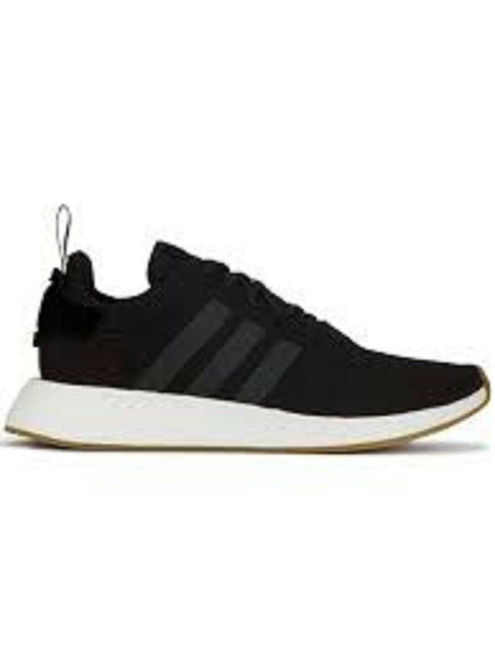 hombre adidas nmd_r2 - - nmd_r2 by9917 - C Negro Trainers 376653