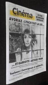 Revista-Semanal-Cinema-Semana-de-La-28A-3-Febrero-1987-N-385-Buen-Estado
