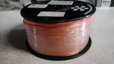 1000/' SPOOL PACER E157097 BC-5W2 BOAT// MARINE YELLOW CABLE 14AWG STRANDED COPPER