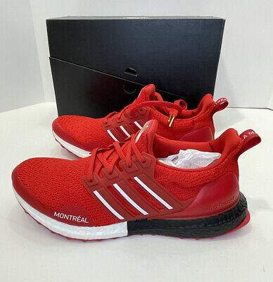 Adidas Ultra Boost DNA Mens | Montreal Red | Running Shoes | Size 10.5 | eBay