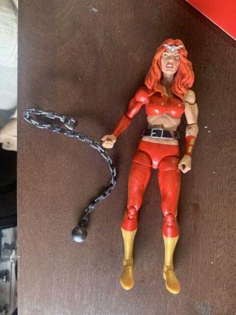 "Marvel Legends 6/"" scale figure Thundra Hulkbuster BAF SERIES HASBRO LOOSE ONLY"