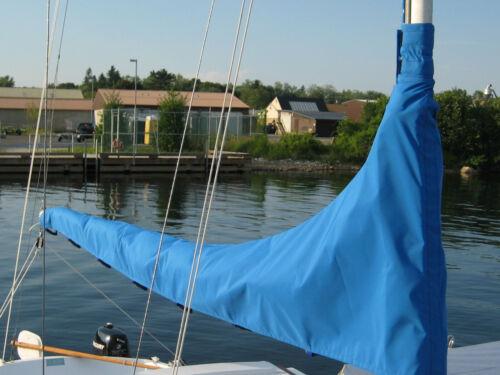 Mainsail Cover MacGregor//Venture 26//25 Pacific Blue Fits 10-101//2 foot boom
