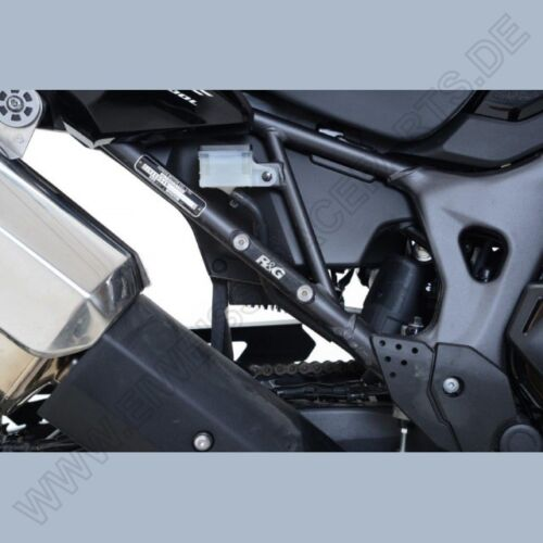R /& G PEDANE copertura Set Honda Africa Twin CRF 1000 L 2016-Footrest plates