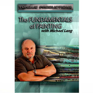 DVD-Art-Instruction-Painting-039-039-The-Fundamentals-of-Painting-039-039-Mix-Lang-How-To