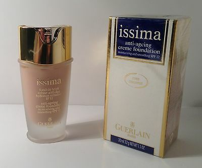 GUERLAIN ISSIMA - ANTI AGEING FOUNDATION - CHOOSE YOUR COLOUR -20,000+ FEEDBACK